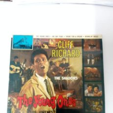 Discos de vinilo: CLIFF RICHARD-THE YOUNG ONES. Lote 246436820