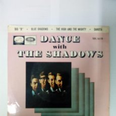 Discos de vinilo: THE SHADOWS-DANCE WITH THE SHADOWS. Lote 246437150