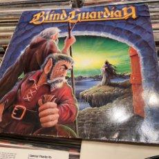 Discos de vinilo: BLIND GUARDIAN FOLLOW THE BLIND LP HEAVY METAL SPEED TRASH POWER. Lote 246452850