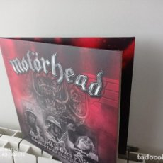 Discos de vinilo: MOTORHEAD THE WORLD IS OURS VOL 1 2 LP. Lote 246459270