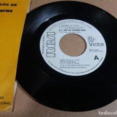 Discos de vinilo: K. C. AND THE SUNSHINE BAND / I LIKE TO DO IT / SINGLE 7 PULGADAS. Lote 246465235