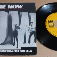 Discos de vinilo: THE NOW / CAN YOU FIX ME UP WITH HER / SINGLE 7 PULGADAS. Lote 246468330