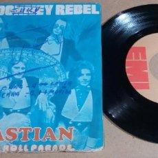 Discos de vinilo: COCKNEY REBEL / SEBASTIAN / SINGLE 7 PULGADAS. Lote 246469130