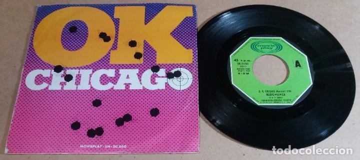 RESONANCE / O.K. CHICAGO / SINGLE 7 PULGADAS (Música - Discos - Singles Vinilo - Pop - Rock - Internacional de los 70)