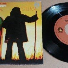 Discos de vinilo: RONNIE HAWKINS / DIDDLEY DADDY / SINGLE 7 PULGADAS. Lote 246482010