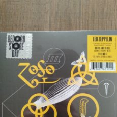 Discos de vinilo: LED ZEPPELIN. SINGLE LÍMITED EDITION YELOW VINYL. R.S.D. EXCLUSIVE. 2018. EDICIÓN E.U.. Lote 246489985