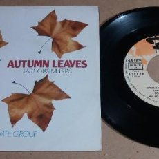 Discos de vinilo: JON-WITE GROUP / AUTUMN LEAVES / SINGLE 7 PULGADAS. Lote 246496150