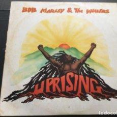 Discos de vinilo: BOB MARLEY - UPRISING. Lote 246501930