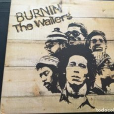 Discos de vinilo: BOB MARLEY - BURNIN . UK. Lote 246502635