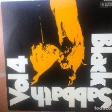 Disques de vinyle: BLACK SABBATH VOL 4 LP. Lote 246505775