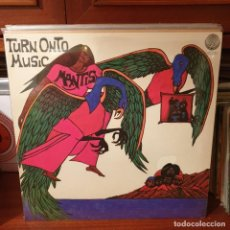 Discos de vinilo: MANTIS / TURN ONTO MUSIC / NOT ON LABEL. Lote 246511320
