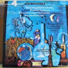 Disques de vinyle: LP - GRANDES POEMAS SINFONICOS (SIBELIUS, DUKAS, LISZT) (SPAIN, DECCA 4 FASES 1970). Lote 246512530