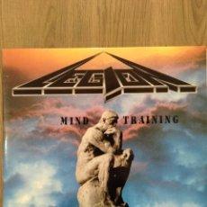 """Discos de vinilo: LEGIÓN """" MIND TRAINING + POR LA CARA """". EDICIÓN ORIGINAL. EDITADO POR PDI, S.A. 1990. ( TRASH METAL). Lote 246519470"""