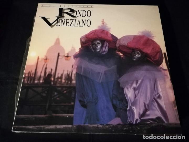 LP-REVERBERI-RONDO VENEZIANO- AÑO 1992 (Música - Discos - LP Vinilo - Orquestas)