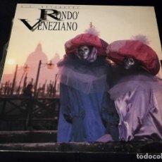 Discos de vinilo: LP-REVERBERI-RONDO VENEZIANO- AÑO 1992. Lote 246544705
