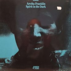 Discos de vinilo: ARETHA FRANKLIN ‎– SPIRIT IN THE DARK. Lote 246551375