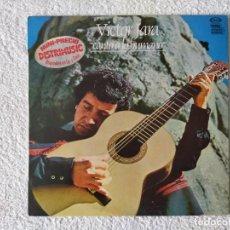 Discos de vinilo: VICTOR JARA: CANTO A LO HUMANO - LP. MOVIE PLAY 1979. Lote 246553785