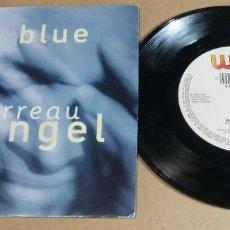 Discos de vinilo: AL JARREAU / BLUE ANGEL / SINGLE 7 PULGADAS. Lote 246575635