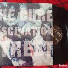 Discos de vinilo: THE CURE ** FASCINATION STREET ** MAXI SINGLE VINILO 1989 USA. Lote 246587045