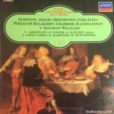 Discos de vinilo: ALBINONI - ADAGIO. Lote 246600210