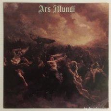 Discos de vinilo: ARS MUNDI. JULIÁN RUIZ. D.R.O. 1986. Lote 246608570