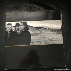 Discos de vinil: U2 - THE JOSHUA TREE LP. Lote 246626895