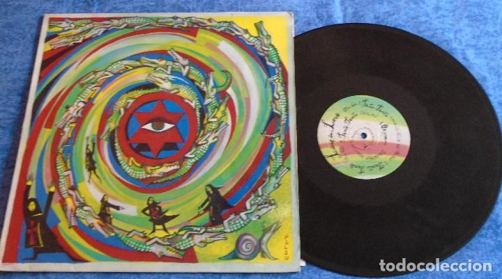 """LIONS IN LOVE SPAIN 12"""" MAXI 1990 TANTO TANTO OXYMORE ELECTRONIC FUNK SOUL EUROPOP BUEN ESTADO MIRA (Música - Discos de Vinilo - Maxi Singles - Grupos Españoles de los 90 a la actualidad)"""