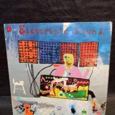 Discos de vinilo: GEORGE HARRISON. ELECTRONIC SOUND 1969. VINILOS. Lote 246669470