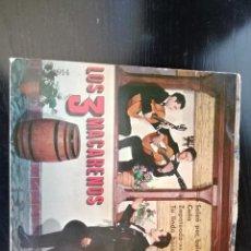 Discos de vinilo: LOS TRES MACARENOS. Lote 246676685