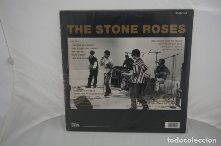 Discos de vinilo: VINILO 12´´ - LP - THE STONE ROSES / SILVERTONE RECORDS - BUEN ESTADO - Foto 3 - 246726650