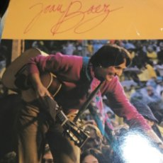 Discos de vinilo: JOAN BAEZ / BOB DILAN / PAUL SIMON ETC EN DIRECTO . TOUR ABRIL 1972 . PROMO .. Lote 246734200