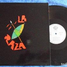 """Discos de vinilo: LA RAZA SPAIN 12"""" MAXI MINI LP 1987 POP ROCK NEW WAVE SOCIEDAD FONOGRAFICA ASTURIANA MUY BUEN ESTADO. Lote 246745000"""