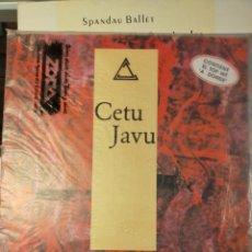 Discos de vinilo: CETU JAVU SOUTHERN LANDS DISCO DE VINILO 1990. Lote 246794315