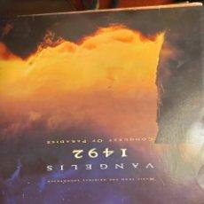 Discos de vinilo: DISCO DE VINILO VANGELIS 1492. Lote 246798355