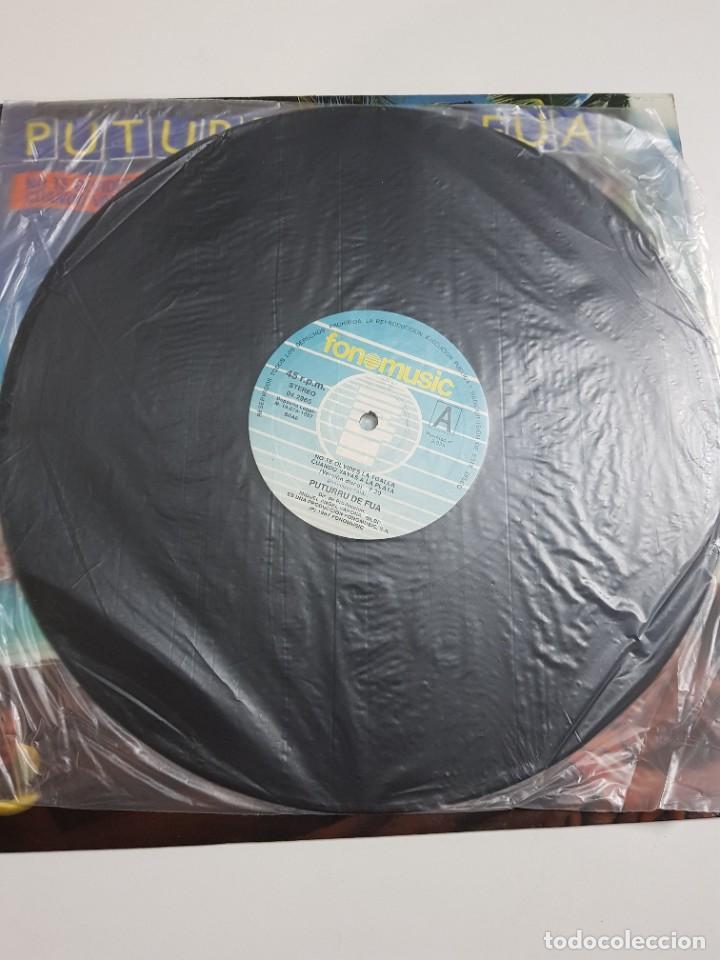 Discos de vinilo: DISCO DE VINILO. PUTURRU DE FUA. NO TE OLVIDES LA TOALLA. VERSION MAXI. 1987 - Foto 3 - 246800805