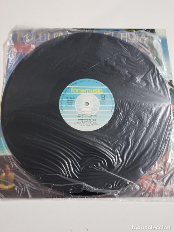 Discos de vinilo: DISCO DE VINILO. PUTURRU DE FUA. NO TE OLVIDES LA TOALLA. VERSION MAXI. 1987 - Foto 4 - 246800805