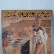 Disques de vinyle: VIN929 HOMBRES G AGITAR ANTES DE USAR - VINILO SEGUNDAMANO. Lote 246883765