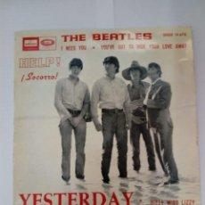 Discos de vinilo: THE BEATLES-HELP!. Lote 246894200
