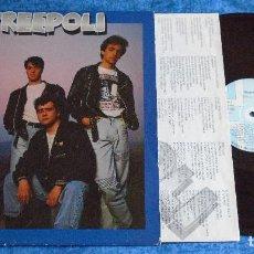 Discos de vinilo: TREEPOLI SPAIN LP 1990 ABRIL, 1990 POP ROCK ASPA RECORDS A1JL 0070 INSERT + LETRAS BUEN ESTADO !!. Lote 246921205