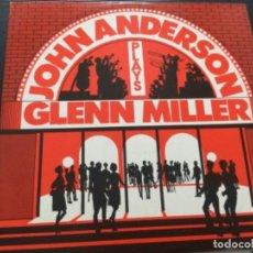 Discos de vinilo: JOHN ANDERSON BIG BAND - PLAYS GLENN MILLER . UK. Lote 246922440