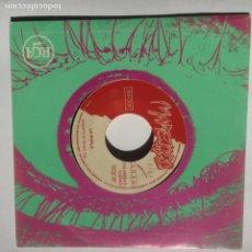 Discos de vinilo: LA BURLA - QUEDATE (EN AMBAS CARAS) - MAREJADA RECORDS - RARO. Lote 246946750