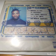 Disques de vinyle: LP - OL' DIRTY BASTARD ‎– RETURN TO THE 36 CHAMBERS: THE DIRTY VERSION - 61659-1 - 2LP ( G+ / G) **. Lote 246950005