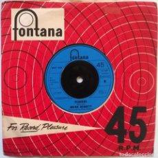 Discos de vinilo: BRIAN BENNETT. CHASE SIDE SHOOT-UP/ PEGASUS. FONTANA, UK 1974 SINGLE. Lote 247007000