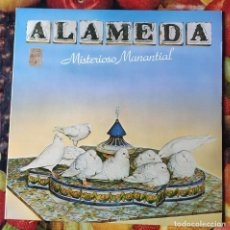 Discos de vinilo: LIQUIDACION LP EN PERFECTO ESTADO_ALAMEDA_MISTERIOSO MANANTIAL. Lote 247013665