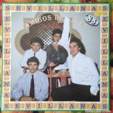 Discos de vinilo: LIQUIDACION LP EN PERFECTO ESTADO_AMIGOS DE GINES_ME GUSTA. Lote 247013995