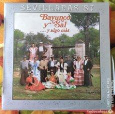 Discos de vinilo: LIQUIDACION LP EN PERFECTO ESTADO_BAYUNCO Y SAL Y ALGO MAS. Lote 247014230
