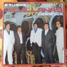 Discos de vinilo: LIQUIDACION LP EN PERFECTO ESTADO_BRUMAS_AMAPOLA. Lote 247014295