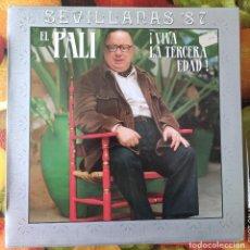 Discos de vinilo: LIQUIDACION LP EN PERFECTO ESTADO_EL PALI_VIVA LA TERCERA EDAD. Lote 247014755