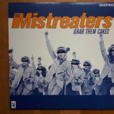 Discos de vinilo: THE MISTREATERS - GRAB THEM CAKES - BIG NECK RECORDS - VG++/VG++. Lote 247060670