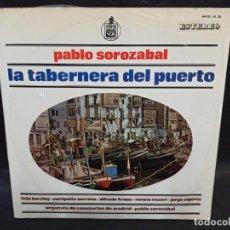Discos de vinilo: LA TABERNERA DEL PUERTO. VINILOS. Lote 247065290